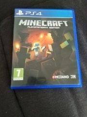 Minecraft Ps4 Cd