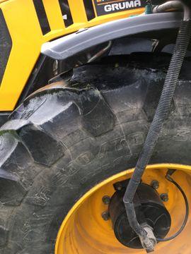 JCB 4220: Kleinanzeigen aus Leutkirch - Rubrik Traktoren, Landwirtschaftliche Fahrzeuge
