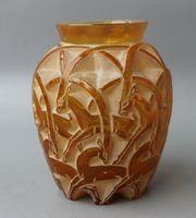 Original signierte Art Deco Vase