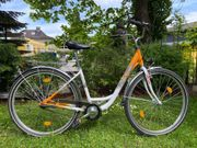 Gepflegtes Damenrad 28