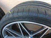 BMW M4 Reifen und Felge
