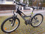 Mountainbike 24 Zoll Yazoo
