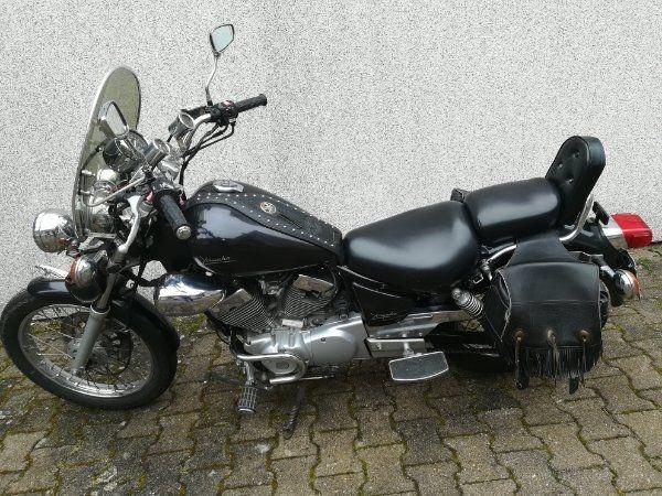 Motorrad Yamaha 250 Ccm In Waghäusel Motorrad Roller Teile