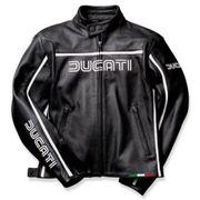Ducati Lederjacke Gr 52