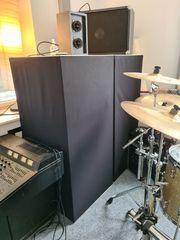 DIY Akustikabsorber Bassabsorber