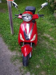 Motorroller 4 Takt