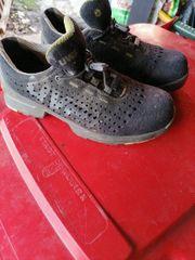 Stahlkappen Schuh