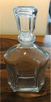 Whisky Flasche Decanter Karaffe