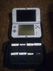 New Nintendo 3DS XL Super