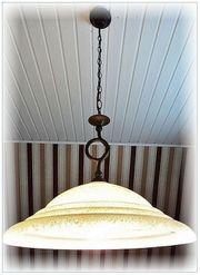 Lampe Landhaus Pendelleuchte italienisches Modell