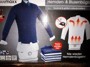 CLEANmaxx automatischer Hemdenbügler