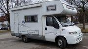 Dethleffs Globetrotter A5832 Wohnmobil TÜV