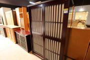 Kleiderschrank japanischer Stil 120x183x57 - HH130910