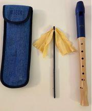 Flöte von Moeck