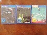 Verkaufe PS4 Spiele