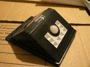 Lunartec Solar-LED-Wandleuchte mit Bewegungsmelder OVP