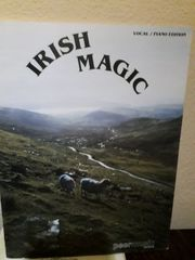 Klaviernoten Irish magic