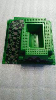 Lego 3D Bauplatte 2552px5 Burgfundament