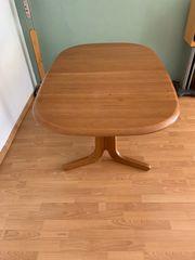 Holztisch ausziehbar
