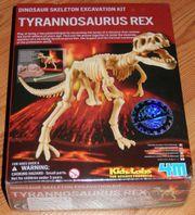 Ausgrabungs-Set Tyrannosaurus Rex Original Verpackt