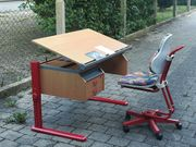 Moll Kinder-Jugend Schreibtischstuhl