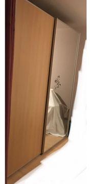 Nolte Schwebetürenschrank Kleiderschrank mit Spiegel