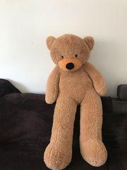 XXL Teddybär hellbraun