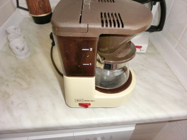 Melitta Aromaboy Kaffeemaschine
