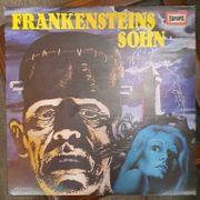 Frankensteins Sohn 1977 LP Schallplatte