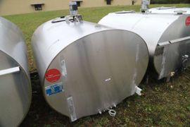 Traktoren, Landwirtschaftliche Fahrzeuge - Milchtank Wassertank - Serap - 2000 Liter -