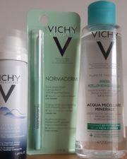 Pflege von Vichy etc
