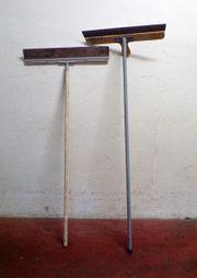 Estrich-Rakel Großflächenrakel 2 Stück mit
