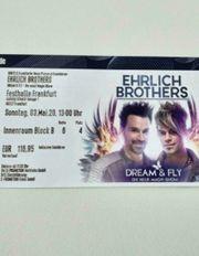 Ehrlich Brothers Ticket Frankfurt Platz