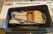 Modellauto Mercedes-Benz 500K Typ Specialroadster