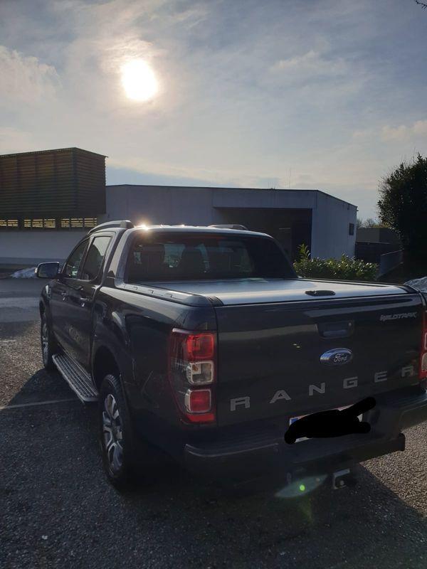 Ford Ranger Wildtrack 3 2