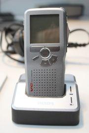 Verkaufe digitales Diktiergerät Philips DPM