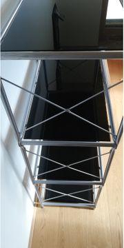 Ikea Glasregal 81b 40t 123h