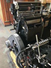 Folienprägeeinrichtung T 560 Heidelberger Druckmaschinen