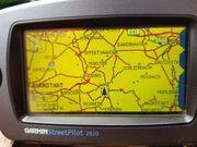 Garmin StreetPilot 2610 Motorradnavi