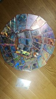 Pokemonkartenkreis