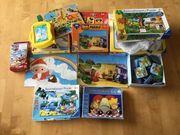 Puzzle mix für Kinder ab