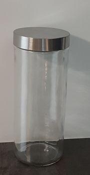 Vorratsbehälter aus Glas - NEU