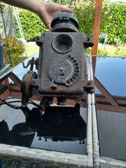 BunkertelefonWandtelefon von 1890-1904 sehr selten
