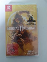 Mortal Combat 11 für Switch