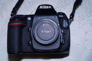 Nikon Professionelle Spiegelreflex Kamera D300
