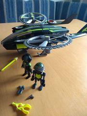 Playmobil Mega Masters Razorcopter 5287