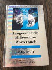 Langenscheidts Millenium-Wörterbuch Englisch