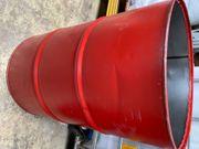 Brandfass - Feuertonne - Metallfass 220 Liter