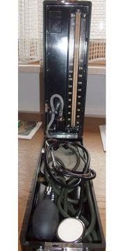Blutdruckmessgerät Erkameter alt antik