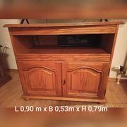 Haushaltsauflösung - TV Tisch Fernsehtisch Sideboard